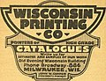 Telephone Directory, Menomonie, Wisconsin, September 1921 (1921) (14756382632).jpg