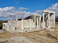 Tempel der Demeter (Gyroulas) 08