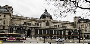 Retiro railway station - Image: Terminal Retiro de Ferrocaril