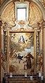 Terni, ex-chiesa del carmine, interno, stucchi e affreschi di andrea polinori e ludovico crosi, 1636, 02.jpg