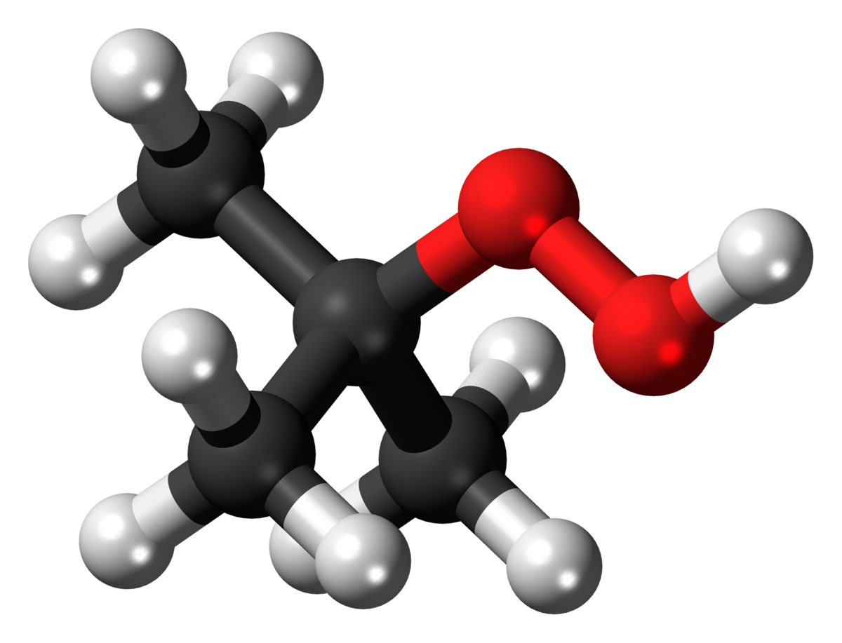 tertbutyl hydroperoxide wikipedia