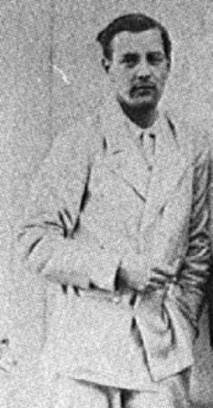Hermann von Teschenberg - Image: Teschenberg Hermann von (1866 1911) male