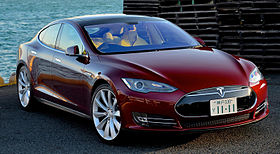 Image illustrative de l'article Tesla Model S