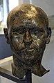 Testa maschile in bronzo dorato, forse massimino, 250 dc ca. 02.jpg