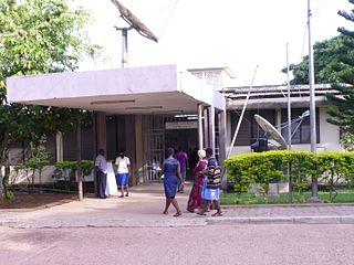 Tetteh Quarshie Memorial Hospital Hospital in Eastern Region, Ghana