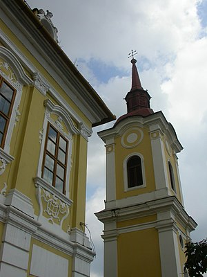 Târgu Mureș - Grey Friars' Church