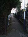 Thames Ditton stn eastern entrance2.JPG