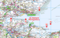 Thames Estuary airports proposed locations SS Richard Montgomery.png