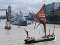 Thames barge parade - downstream - Edme 6796.JPG