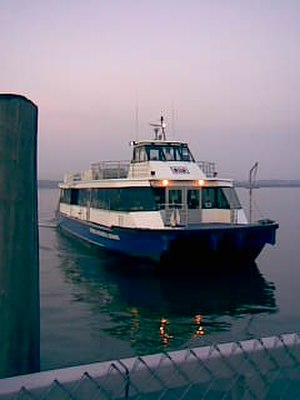 Haverstraw–Ossining Ferry - Admiral Richard E. Bennis, Haverstraw–Ossining Ferry