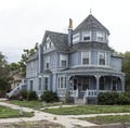 The 1888 Octagon House, a misnomer, since only a portion of the house is eight-sided, in Pueblo, Colorado LCCN2015632429.tif