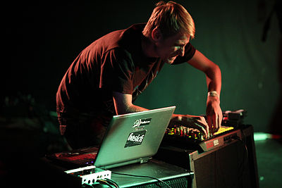 Picture of a band or musician: The Algorithm