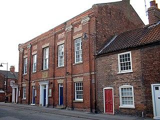 Barton-upon-Humber Assembly Rooms Barton-upon-Humber, North Lincolnshire, Lincolnshire, DN18