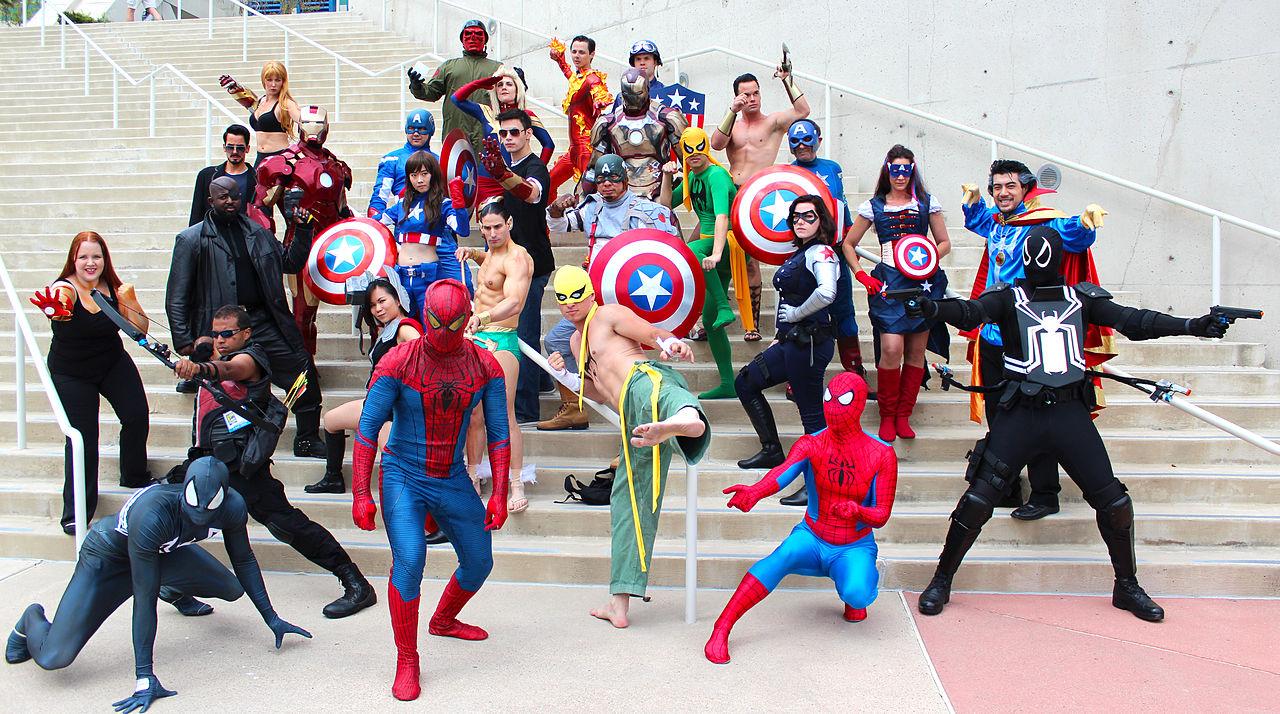 File:The Avengers! (9363713850).jpg - Wikimedia Commons