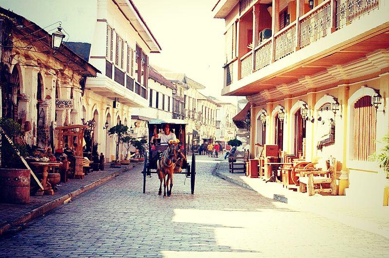 File:The Calle Crisologo in Vigan, Ilocos Sur.jpg