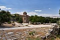 The Church of the Holy Apostles in Ancient Agora on August 4, 2019.jpg