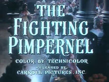 The Elusive Pimpernel (UK), The Fighting Pimpernel (US) by Michael Powell and Emeric Pressburger.png