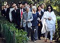 The Emperor of Japan, His Majesty Akihito and the Empress of Japan, Her Majesty Michiko visiting the Lodhi Garden, in New Delhi on December 01, 2013 (1).jpg