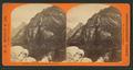 The Glacier Point Trail, Yo Semite valley, Cal, by Reilly, John James, 1839-1894.png