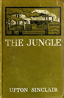 The Jungle (1906) cover.jpg