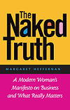 UK Front Cover for The Naked Truth