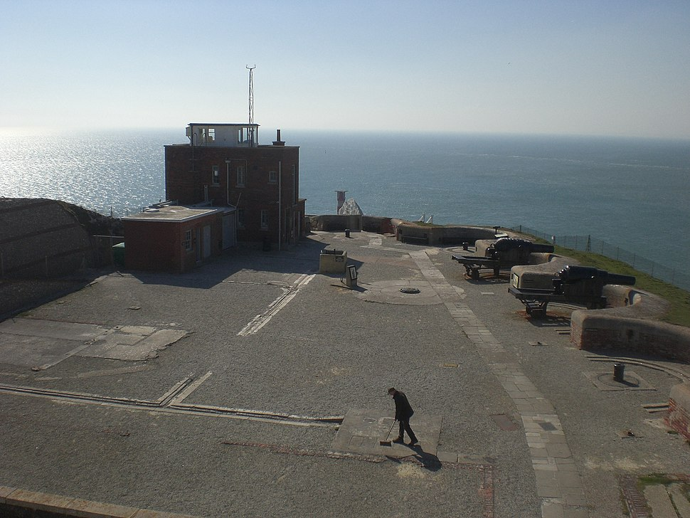 The Needles Battery