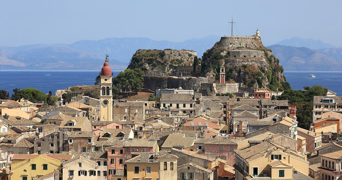 Corfu (city) - Wikipedia
