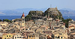 The Old Fortress and the Old Town of Corfu - September 2017.jpg