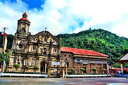 The Pakil Church or the San Pedro de Alcantara Church in Pakil, Laguna.jpg