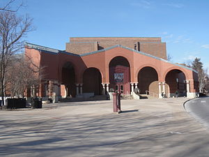Palmer Museum of Art - Image: The Palmer Museum of Art