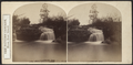The Papoose Cascade, from Goat Island, from Robert N. Dennis collection of stereoscopic views.png