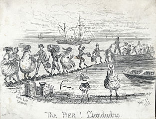 The Pier! Llandudno