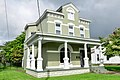 The Roscoe Goose House in Louisville, Kentucky was built around the year 1891.jpg