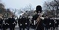 The U.S. Army Field Band marches during a presidential inaugural parade dress rehearsal in Washington, D.C 130113-A-FP236-017.jpg