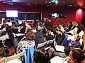 The Value of FreeKnowledge-Wikipedia Workshop and debate at CCCB (73).JPG