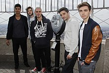 The Wanted, 2012.jpg
