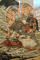 The Warrior Atsumori on Horseback by Katsukawa Shun'ei, Japan, 1791, color woodblock - Chazen Museum of Art - DSC01732.JPG