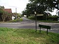 The crossroads at Four Oaks - geograph.org.uk - 50305.jpg