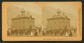 The merry school boys, Georgetown, Col., U.S.A, by Kilburn, B. W. (Benjamin West), 1827-1909.png