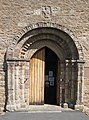 The south doorway, St Peter's Church, Bromyard - geograph.org.uk - 807141.jpg