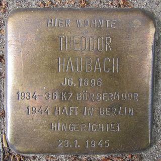 Theodor Haubach German journalist and politician