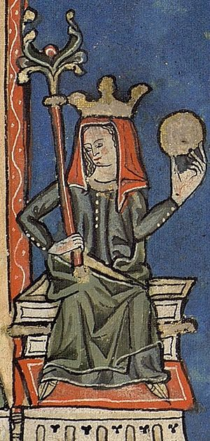Teresa of León, Countess of Portugal - Image: Theresa of Portugal (1080 1130) mini