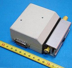 10BASE5 vampire tap Medium Attachment Unit (Transceiver)