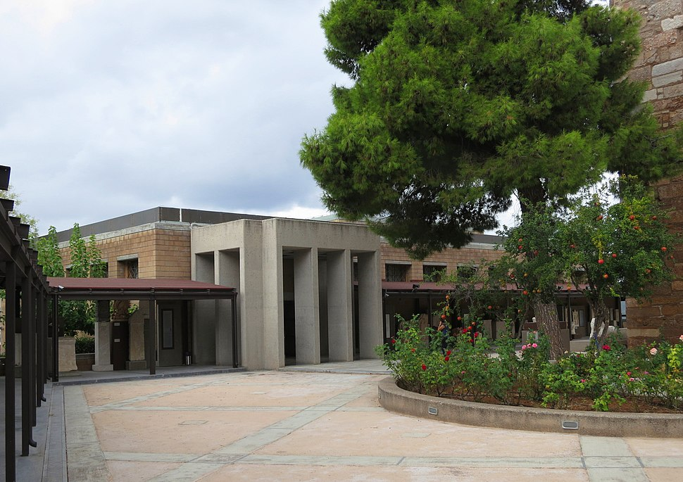 Thiva Archaeological Museum 2016