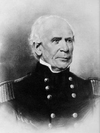 Thomas Jesup - Brigadier General Thomas Sidney Jesup 13th quartermaster General of the United States Army