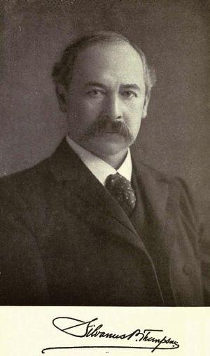 Thompson, Silvanus Phillips (1851-1916)