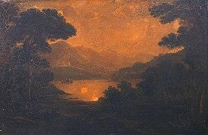 John Thomson of Duddingston - Loch-an-Eilean, Rothiemurchus, Inverness-shire, 1835, Tate Gallery