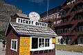 Ticket Office at Many Glacier Hotel (4119263295).jpg