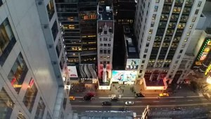 File:Time-lapse looking down on 42nd and 7th in Times Square.ogv