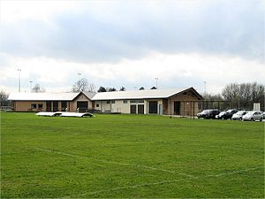 Timperley - Image: Timperley sports club 2006